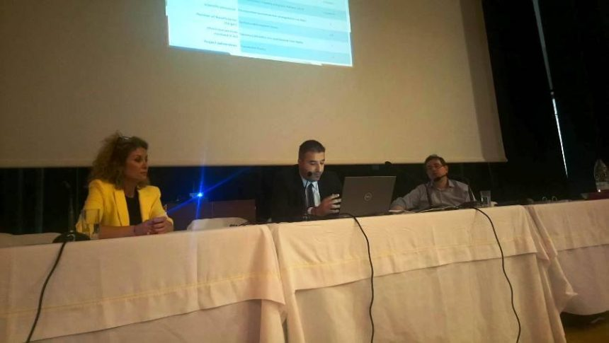 Το Κέντρο Κοινότητας Δήμου Πλατανιά παρουσιάστηκε στο συνέδριο των Δικτύων Επικοινωνίας της Ε.Ε.