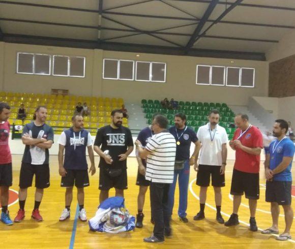 """Ολοκληρώθηκε το  7ο Τουρνουά Μπάσκετ Αλληλεγγύης"""" στο κλειστό Γυμναστήριο Ταυρωνίτη – Δήμου Πλατανιά"""