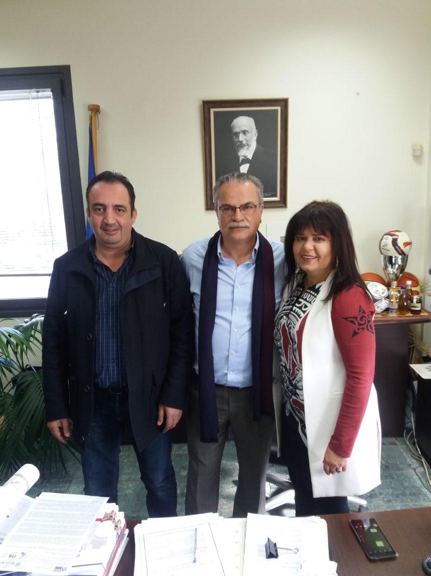 Νέος Πρόεδρος Στο Δ.Σ. Πλατανιά ο κ. Αντώνης Φραγκονικολάκης